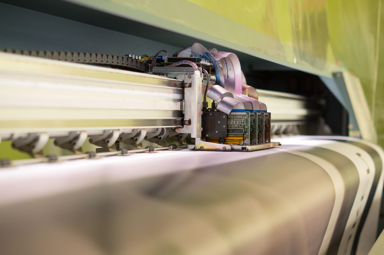 Широкоформатная печать баннеров в Курске